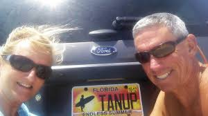 Florida Vanity Plate Cost Specialty Tag Endless Summer License Plate
