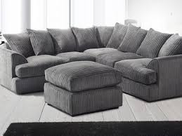 grey fabric corner sofa large corner sofa grey fabric conceptstructuresllc com