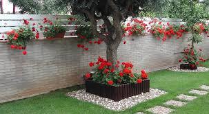 imagenes de jardines pequeños con flores consejos sencillos para jardines pequeos with flores para jardines
