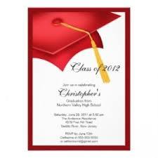 graduation ceremony invitations vertabox