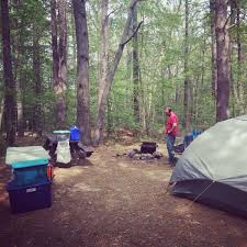 wompatuck state park camping