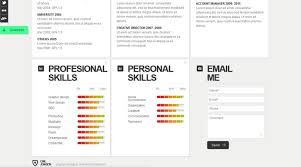 Skills Section Resume Examples by Creative Web Html Resume Template Web Html Resume Template Pixeden