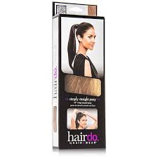 hair u wear hairdo by hairuwear hairdo 18 simply wrap around pony