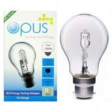 halogen gls light bulbs halogen eco bulbs the lightbulb co uk