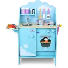 cuisine nuage cuisine en bois dans les nuages 8107 bleu vilac la redoute