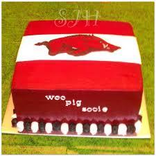 arkansas razorback cake cakes i make pinterest razorback