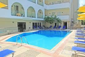 siege promovacances hotel dimitrios rethymnon crète promovacances