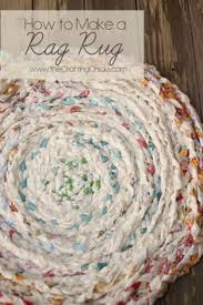 Crochet Rugs With Fabric Strips How To Make Crocheted Rag Rugs Folk Crochet And Patterns