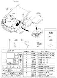 hyundai accent radio wiring diagram 2002 hyundai accent radio