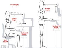 proper height for standing desk proper computer desk height fancy proper keyboard height 44 for your