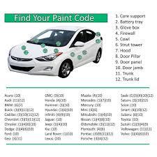 toyota lexus honda acura nissan infiniti mazda automotive spray paint for honda nh 552 nh 552m sebring silver