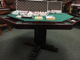 Poker Table Pedestal Poker Tables Kestell Folding Poker Table