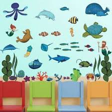 theme wall nautical wall decals wall decor the home depot
