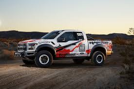 Ford Raptor Truck 2017 - 2017 ford f 150 raptor race truck hiconsumption