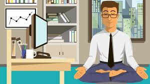 Desk Yoga Poses Office Yoga Simple Exercises You Can Do Right At Your Desk To