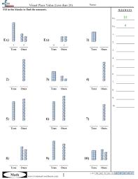 free decimal place value worksheets worksheets