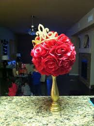 Royal Crown Centerpieces by Top 25 Best Quinceanera Centerpieces Ideas On Pinterest Sweet