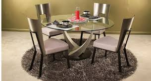 54 glass table top spacious 54 round dining table on tables cute small as home