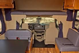 cruise america standard rv rental model