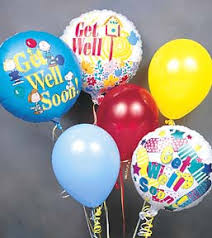 get well soon balloons get well balloon bouquet usa and canada delivery
