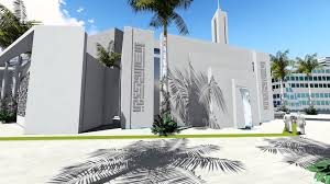 al muizz mosque contemporary design animation youtube