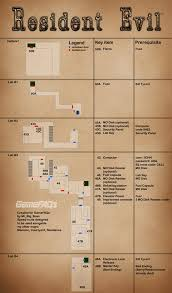 resident evil hd remaster guide u2013 unlockables keys and maps