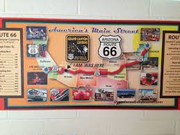 Route 66 Arizona Map by Route 66 U2013 Kingman To Seligman Arizona Diary Of A Mad Baby Boomer
