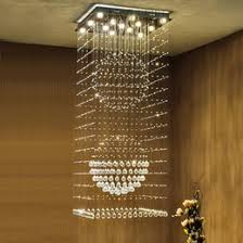 Long Hanging Chandeliers Discount Square Hanging Chandelier 2017 Square Hanging