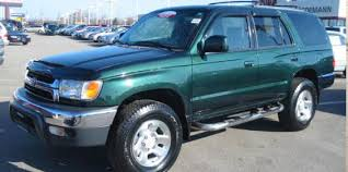 used 2001 toyota 4runner toyota 4runner picture used car pricing financing and trade in