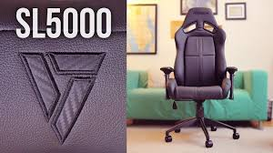 Comfy Gaming Chairs Vertagear Sl5000 Gaming Chair Review Stealth U0026 Comfortable