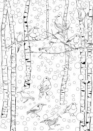 http colorings winter coloring pages pages