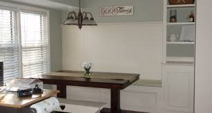 Curved Dining Bench Amusing Antique Dining Tables Room Foot Bench Adorable Trestle