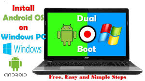 android on laptop how to install android on pc laptop windows 7 8 10 without