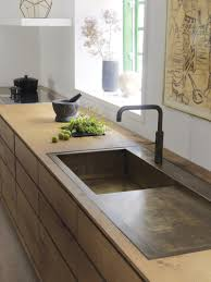 model dinesen u0027 bespoke wooden kitchen with browned brass by