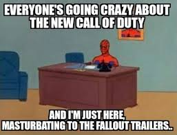 Call Of Duty Memes - call of duty bo3 or fallout 4 meme by tayboatman memedroid