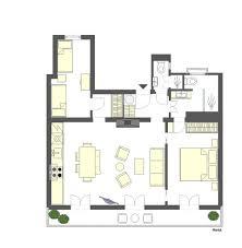 plan apartment 2 bedroom paris apartment near eiffel tower with a c paris perfect