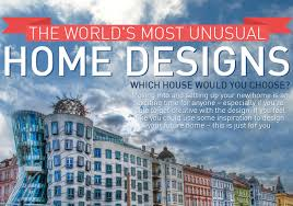 INFOGRAPHIC  Of The Worlds Most Unusual Dream Homes Inhabitat - Design your future home