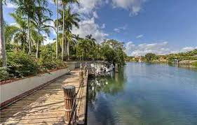 cora canap coral gables canal luxury miami estate by cusack