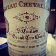 learn about chateau cheval blanc château cheval blanc in mcdonald s birth vintages
