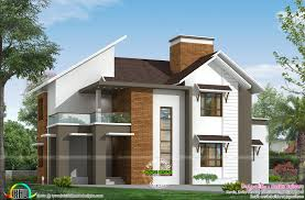 modern mix roof house in 186 sq m kerala home design bloglovin u0027