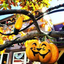 orange halloween tree disney sisters the story behind u0027the halloween tree u0027 at