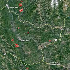 Wildfires California September 2015 by Dozens Of New Fires On Shasta Trinity Nf In California U2013 Wildfire
