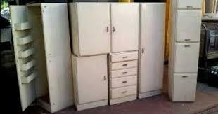 meubles de cuisine occasion ensemble de meubles de cuisine vintage sty cubex doccasion dans