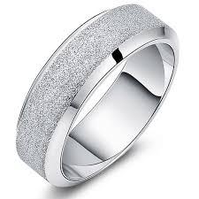 promise ring for men engravable custom name titanium promise ring for men promise