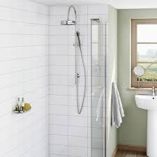 the bath co style rain can shower riser rail kit victoriaplum com