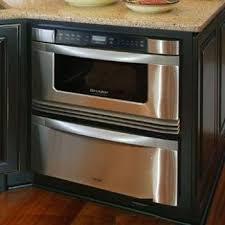kitchen island with microwave drawer best 25 microwave drawer ideas on diy kitchen