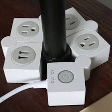 luxury power outlets amazon com flexible power strip with usb electric surge