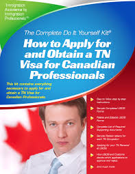 green card cover letter sample tn visa for canadian professionals u2013 complete do it yourself kit