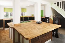 kitchen island worktops oak worktop gallery