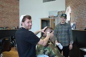 barber shop eyes u0027old u0027 atmosphere where customers can relax